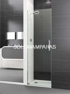 Mampara de ducha Polary -Deyban- (1 abatible)  8 mm (antical)