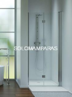 Mampara de ducha plegable Obi 6 mm