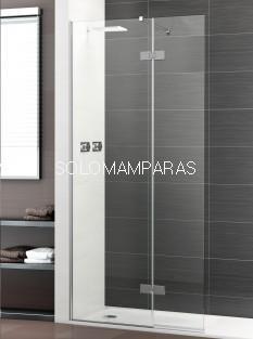 Mampara de ducha Selecta Sport + F  -Deyban-  8 mm (antical)