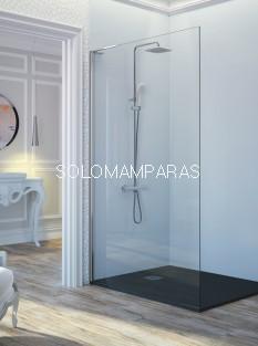 Fijo de ducha Mampara -Kassandra- Fresh (FR703) (antical Easy Clean)