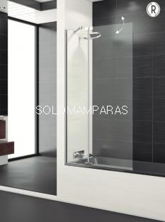 Mampara de bañera Deyban Polary Sport +F Express (1 fijo + 1 abatible) (Antical)