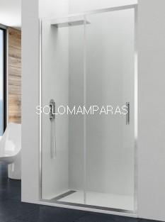 Mampara de ducha Titan Prestige de GME con 1 fija + 1 corredera (antical)