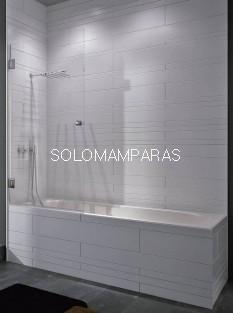 Hoja de bañera abatible Vasa 6 mm y 8 mm