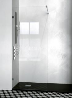 Mampara de ducha ST Nazca - Doccia - fijo de 8 mm